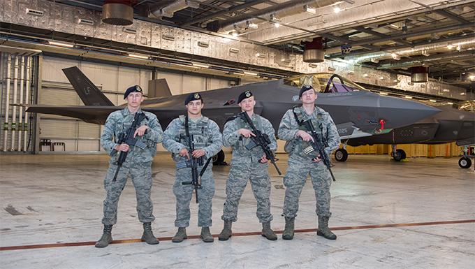 RIAT 2018 showcases F-35A, U.S.-U.K relations
