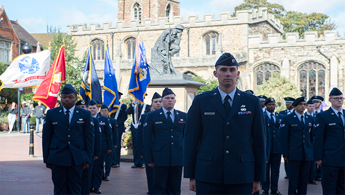 Huntingdon Bestows Freedom to 501CSW