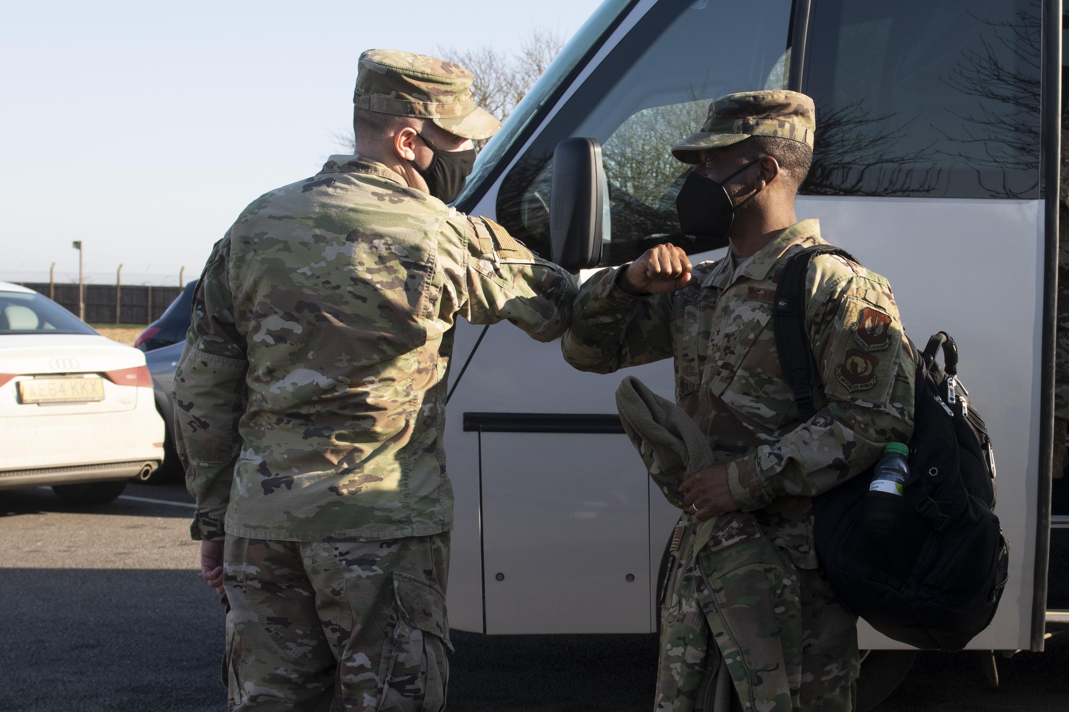 Brig Gen Jolly visits 501CSW